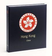 DAVO LUXE ALBUM ++ HONG KONG  CHINA IV 2018-2019 ++ 10% DISCOUNT LIST PRICE!!! - Classificatori
