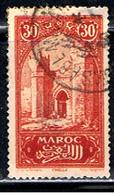 MAROC Fr. 387 // YVERT 107 //  1923-27 - Usados