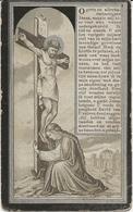 DP. MARIA MOELAERT ° KNESSELAERE 1827- + ADEGEM 1908 - Religion & Esotérisme