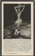 DP. LEON VANDECASTEELE ° OUDENBURG 1887- + ANTWERPEN ST. CAMILLIUSGESTICHT 1929 - Religion & Esotérisme