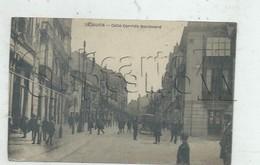 Gijón (Espagne, Asturias) : Calle Corrida Boulevard En 1930 (animado) PF. - Asturias (Oviedo)