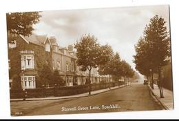 SPARKHILL (Angleterre) Showell Green Lane - Birmingham