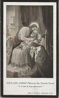 DP. CAMIEL VERBEKE ° ST. PIETERS-CAPPELLE 1866- + GHISTEL 1925 - Religion & Esotérisme