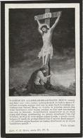 DP. BERTHA VYNKIER ° MEENEN 1900 - + ROUSSELARE 1920 - Religion & Esotérisme