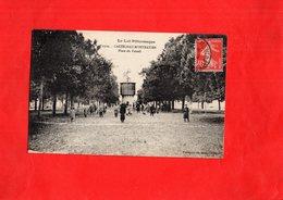 G0304 - CASTELNAU MONTRATIER - D46 - Place Du Foirail - Altri Comuni