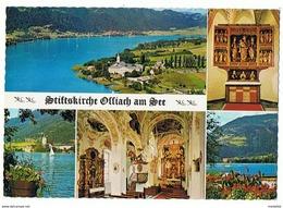 CPM..AUTRICHE..OSSIACH MIT STIFTSKIRCHE..KARNTEN..AUSTRIA - Villach