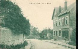 Vermand Rue Du Moulin - Autres Communes