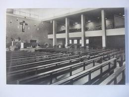 N87 Ansichtkaart Rotterdam Pendrecht - R.K. Kerk St. Bavo - 1960 - Rotterdam