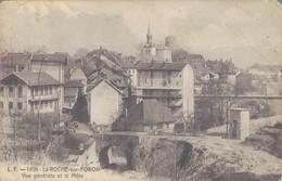 J82 - 74 - LA ROCHE-SUR-FORON - Haute-Savoie - Vue Générale Et Le Môle - La Roche-sur-Foron