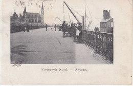 Anvers - Promenoir Nord - Antwerpen