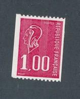 FRANCE - N° 1895a) NEUF** SANS CHARNIERE AVEC NUMERO ROUGE AU VERSO - 1976 - Variétés Et Curiosités