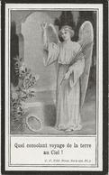 DP. JULIETTE LEGROS + VIELSALM 1925-  16 ANS - Religion & Esotérisme