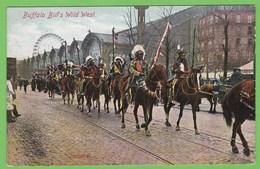 ANVERS   -   Cortège Buffalo Bill's Wild West  -  Indiens - Antwerpen