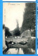 NY667, Mamers, La Dive, Animée,  Circulée 1906 - Mamers