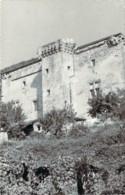 26 DROME Le Chateau De Saint-MARTIN D'HOSTUN - France