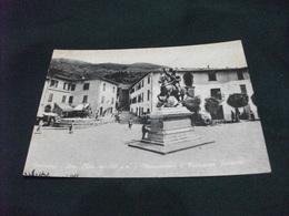 GAVINANA MONUMENTO A FRANCESCO FERRUCCI PISTOIA TOSCANA ANIMATA - Pistoia