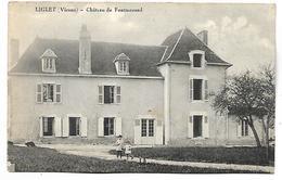 LIGLET - Château De Fontmorand - Frankrijk