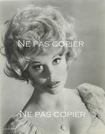 Jane FONDA Vers 1960 Grand Tirage D'époque 21 X 18 Cm - Célébrités