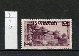 Viet Nam 1951 Y&T N°2 - Vietnam