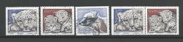 Sweden 1997 Fauna Y.T. 1970/1972+1971a  (0) - Gebruikt