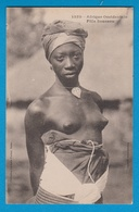 NU AFRICAIN FEMME SOUSSOU EDITION FORTIER NUDE DESNUDO NUDA NACKED NUDE AFRIQUE OCCIDENTALE - Africa Meridionale, Occidentale E Orientale
