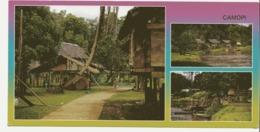CD1 Guyane Oyapock Camopi ( TBE, Delabergerie 756) Village Améindien) - Autres