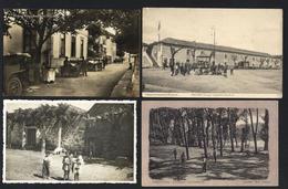 Conjunto De 4 Postais Antigos PEDRAS SALGADAS, REBORDOCHÃO E CHAVES. Set Of 4 Old Postcards (Vila Real) PORTUGAL - Vila Real