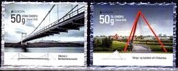 Europa Cept - 2018 - Iceland, Island - (Bridges) ** MNH - 2018