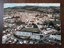 L27/436 CHAZELLES-SUR-LYON - VUE GENERALE AERIENNE - Sonstige Gemeinden