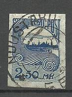 Estland Estonia 1920 Michel 28 O NUUSTAKU - Estland