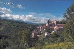 (A465) - ARSITA (Teramo) - Scorcio Panoramico - Teramo
