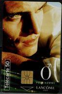 FRANCE 1996 PHONECARD LANCOME USED VF!! - Parfum