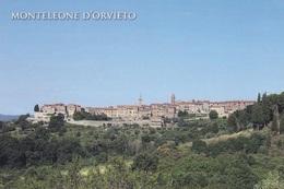 (A467) - MONTELEONE D'ORVIETO (Terni) - Panorama - Terni
