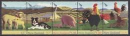 New Zealand 2005 Farm Animals Sc 1995a Mint Never Hinged - Nouvelle-Zélande
