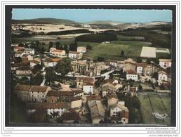 43) MONLET (Haute Loire)  Vue Générale Aérienne - (oblitération De 1967) - France