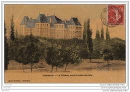 70) Villersexel - Le Château Avant L´année Terrible - Unclassified