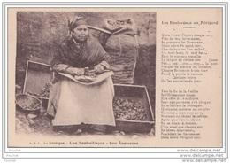 24) Les énoiseuses En Périgord - Une Nouhaillayro, Une énoiseuse - (à Noter La Correspondance De Bergerac Le 6/09/1930) - Frankreich