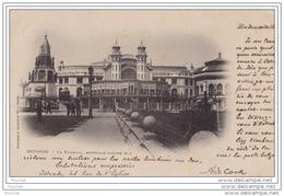 Ostende - Le Kursaal , Nouvelle Façade Sud - (oblitération De 1901) - Oostende