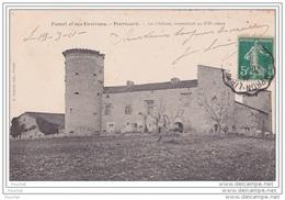 47) Fumel Et Ses Environs.- Perricard. - Le Château , Reconstruit Au XVI° Siècle - France