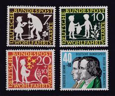 Wohlfahrt 1959 Märchen (I) Sterntaler, ** - [7] Federal Republic