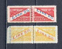 SAN MARINO 1946 - PACCHI  S.702 MNH** - Nuevos