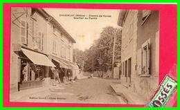 CHASSELAY (Rhône) Chemin De Ronde Quartier Du Plantin (recto Versos) - France