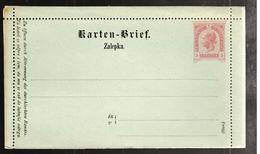 30323 A - ZALEPKA - Entiers Postaux