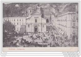 Napoli - Piedigrotta  - (oblitération De 1907) - Napoli (Naples)