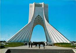 CPSM Iran-Téhéran-Maydane Shahyad                   L3021 - Iran