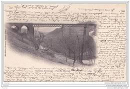 03) Environs De Gannat.- (Allier) Pont De Neuviale  - (oblitération De 1903) - Unclassified