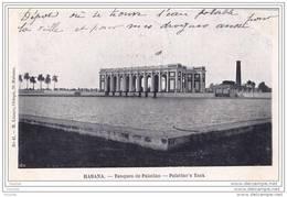 Habana.- (Cuba) Tanques De Palatino  - (oblitération De 1904) - Cuba