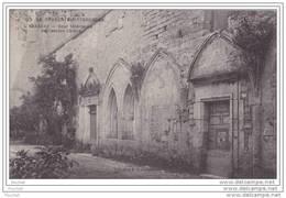 16) Bassac.- (Charente)  Cour Intérieure De L' Ancien Cloître - France