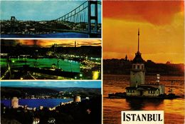 CPM AK Istanbul - City Scenes TURKEY (850828) - Turquie