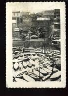 13 - MARSEILLE - LE VALLON DES AUFFES SOUS LA NEIGE EN JANVIER 1938 - VOIR LE SCAN ET LE FORMAT - Lieux
